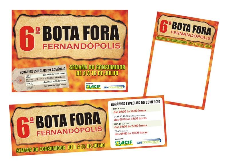 Bota Fora Fernandópolis