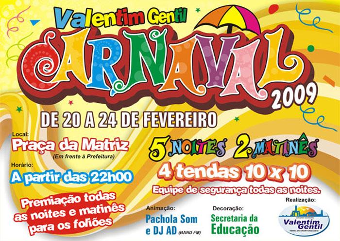 Carnaval Valentim Gentil