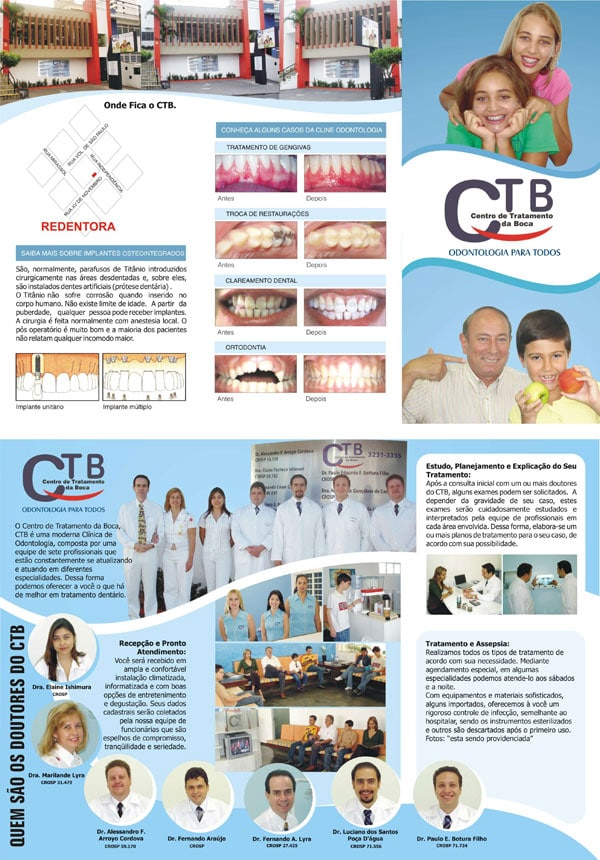Centro Tratamento Boca