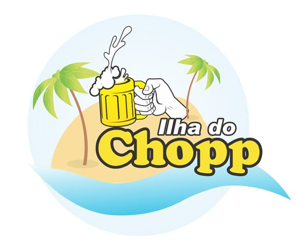 Logo Ilha do Chopp