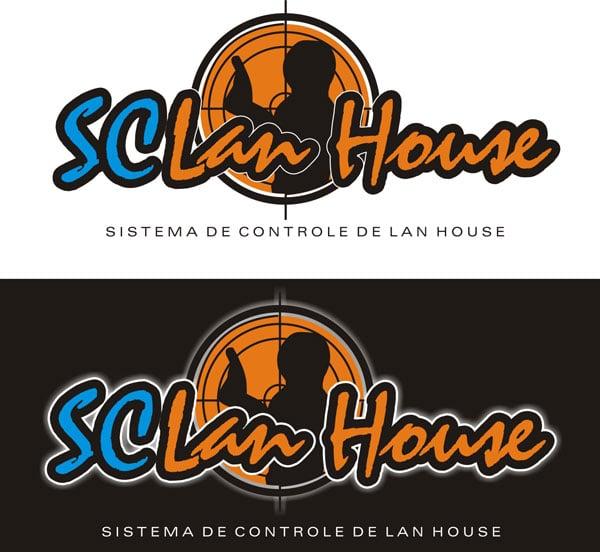 Logo Lan House