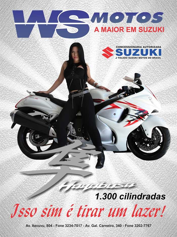 Anúncio WS Motos